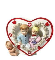 ❧ő Vintage Relpo Planter, Mother's Day, Vintage Wedding, Engagement G... http://etsy.me/2n0qPag
