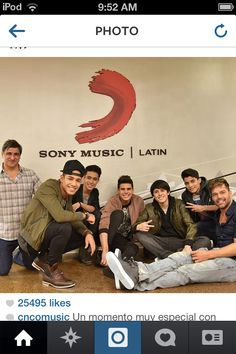 CNCO ready to record their first album at Sony Music Latin Cnco Richard, Latin Music, Find Picture, Funny Me, Loving U, Just Love, Boy Bands, Sony, All About Time