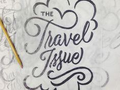 The Travel Issue by Scott Biersack
