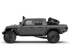 New Ideas For Jeep Truck Thoughts Jeep Jt, Jeep Mods, Jeep Truck, Jeep Pickup, Toyota Tacoma, Suv Trucks, Toyota Trucks, Pickup Trucks, Jeep Wave