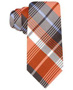 Ben Sherman Tie, Murphy Exploded Plaid - Ties - Men - Macy's