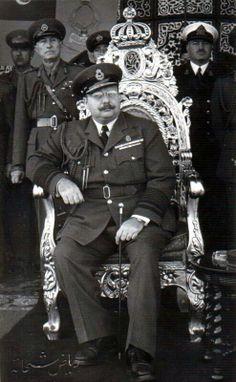 الملك فاروق تصوير رياض شحاتة مصور الملك
