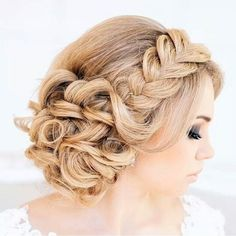 Beautiful wedding hair inspiration