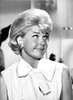 "Doris Day - Legendary singer, dancer, and actress from the 1950 and 60's. She became the top-ranking female box office star of all time and is currently ranked sixth among the top 10 box office performers (male and female), as of 2012."" Love her!"