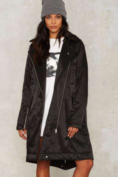 Cheap Monday Profile Parka | Shop Clothes at Nasty Gal!