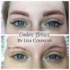 034e3b43870330 8 Best Ombré eyebrows images