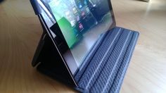 Noreve custom made leather case for the Padfone 2. Read more at blackmoore.wordpress.com and order yours from www.noreve.com