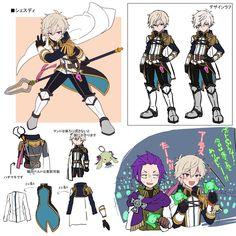 Game Character Design, Character Design References, Character Design Inspiration, Character Concept, Character Art, Concept Art, Cute Characters, Anime Characters, Manga