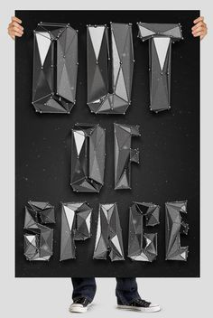 Types by HandMadeFont , via Behance