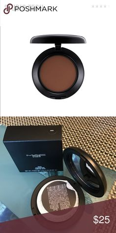 MAC studio tech foundation! NW58 New in bix 100-% authentic! Beautiful shade NW58 MAC Cosmetics Makeup Foundation