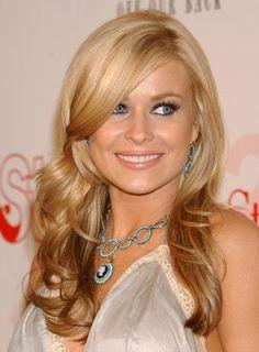 Fall Hair Trend: Honey Blonde