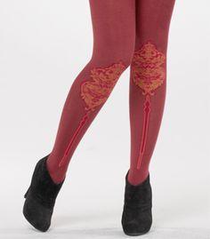 adorable anna sui tights