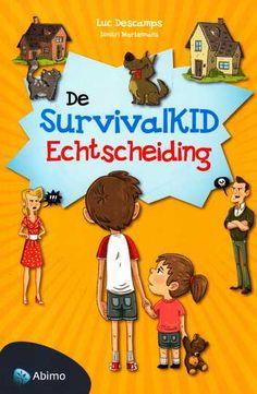 De SurvivalKID : Echtscheiding - Luc Descamps, Dimitri Mortelmans - plaatsnr. 322.3/003 #Echtscheiding