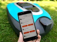 Gardena Smart System im Test: Mein Handy mäht den Rasen (Spiegel)