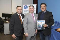 Negocios Magazine entrepreneur presentation in Anaheim, CA