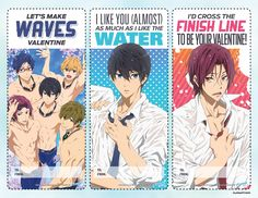 Valentine's Day gets an anime twist with Funimation's anime-inspired Valentine's Cards - http://sgcafe.com/2015/02/valentines-day-gets-anime-twist-funimations-anime-inspired-valentines-cards/