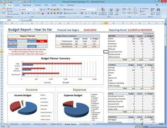 Easy Cheque Book Template. Excel Finance Spreadsheet. Money ...