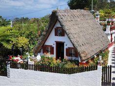 Funchal atrai turistas de cruzeiro pelas belezas e história - Terra Brasil, Casa de Santana, Madeira, Portugal
