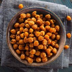 5. Roasted chickpeas http://www.eatclean.com/scoops/best-clean-eating-weight-loss-snacks/5-roasted-chickpeas