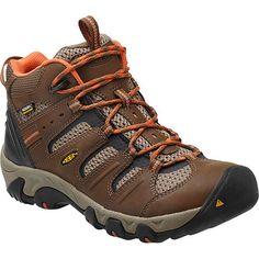 KEEN Womens Koven Waterproof Mid Hiking Boot-782316 - Gander Mountain