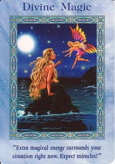 """""""Ekstra sihirli enerji şu an durumunuzu çevreliyor, mucizeler bekliyoruz!"""""""