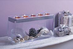 Customizable Tealight Centerpiece Reg $70.00  Only $35    Contact me 248-7424  It's a Very Versatile Piece