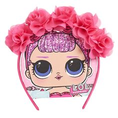 Lol Surprise Doll Headband Halloween Costume Party Dress Up Floral NEW Baby Dolls For Kids, Toys For Girls, Dress Hairstyles, Little Girl Hairstyles, Halloween Party Costumes, Halloween Kostüm, Baby Doll Accessories, Dress Up Costumes, Lol Dolls