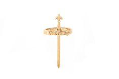 Bague épée Lancelot