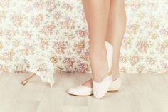 נעלי כלה ליליאן בצבע שמנת   רוני קנטור   מיי סטורס