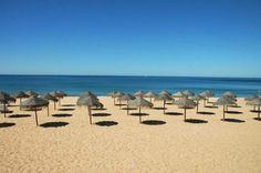 plus belles plages de l'algarve - Plage de Quarteira