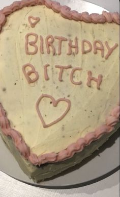 Pretty Birthday Cakes, Pretty Cakes, Funny Birthday Cakes, Ugly Cakes, Funny Cake, Cute Desserts, Dream Cake, Just Cakes, Aesthetic Food