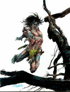 Tarzan - Neal Adams
