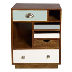 Percy Wood Bedside Cabinet
