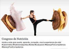 Este fin de semana es nuestro Congreso Nacional de Nutrición Deportiva, sede Mazatlán 2014, aun te puedes inscribir, últimos lugares,más información en www.consejocea.com