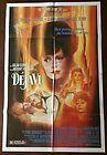 WINTERS,SHELLEY-ORIGINAL MOVIE POSTER DEJAVU-JACLYN SMITH, CLAIRE BLOOM-1984 - http://awesomeauctions.net/movie-posters/wintersshelley-original-movie-poster-dejavu-jaclyn-smith-claire-bloom-1984/