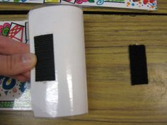 Velcro Your Desk Name Tags- Genius! No sticky tape residue. Pin now, save for next year!! Also easy to remove for CRCT!