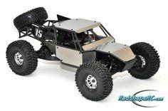 Radshape RC Aluminium Body Panel Set for Vattera Twin Hammers 1/10 RC Buggy