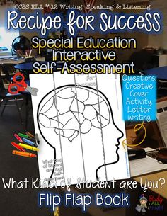 What Kind of Student Are You? Special Education Self-Assessment (FREE)