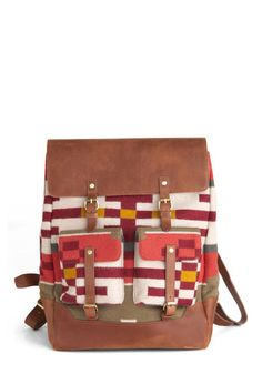 Pendleton, The Portland Collection Backpack in Painted Hills jacquard