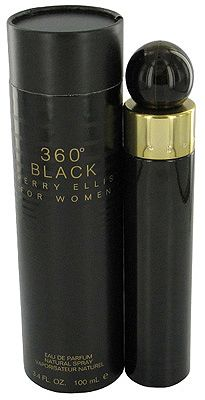 360° Black for Women Perry Ellis perfume - a fragrance for women 2006