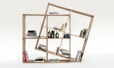 Meet theX2 Shelf, a solid oak bookshelf with a high-level of customization. Want to increasethe width or height anytime? Check.Creating new storage compartments? Check.Made from two blocks with…