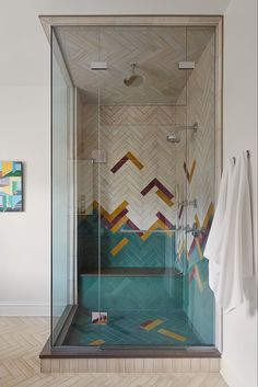 Simple and Crazy Tricks Can Change Your Life: Shower Remodel Diy Small shower remodeling no grout.Shower Remodeling Black tub to shower remodel half walls.Shower Remodeling Ideas With Bench. Bathroom Wall Decor, Bathroom Styling, Bathroom Interior, Small Bathroom, Ideal Bathrooms, Bathroom Ideas, Tiled Bathrooms, Master Bathroom, Colorful Bathroom