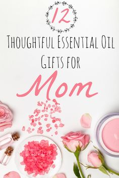 Take the guesswork out of shopping this year with these 12 Thoughtful Essential Oil Gifts for Mom. Give mom what she really wants this mother's day! Essential Oil Shelf, Essential Oil Jewelry, Essential Oil Perfume, Doterra Essential Oils, Natural Essential Oils, Young Living Essential Oils, Pure Oils, Recipe For Mom, Gifts For Mom
