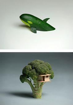 Creative Food Manipulations