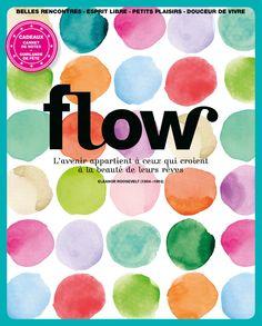 Flow Magazine Couverture numéro 1