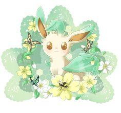 leafeon, pokemon