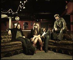 Grace Potter and the Nocturnals estarão no palco Sunset, no dia 20/09, junto com surfguy Donavon Frankenreiter.