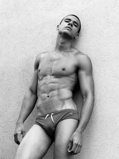 His name is Manny Cruz and I think it might be true lust. Love is reserved for Will Chalker and/or Andre Douglas.