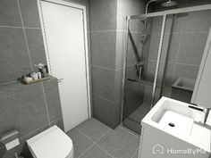 Find all your projects images, plan, realistic images on HomeByMe