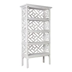 David Francis Furniture: Chinese Chippendale Etagere